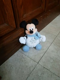 Mickey mouse winter plush Kitchener, N2H 4T6
