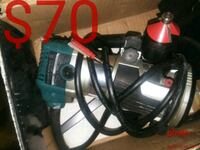 black and red corded power tool Los Angeles, 90003