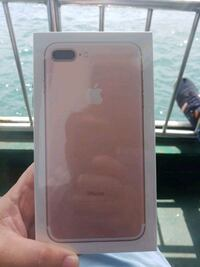 Yurt içi Iphone 7 plus 32 GB rose gold kapalı kutu