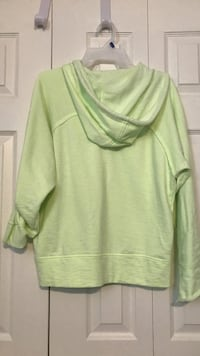 Calvin Klein lime green hoodie jacket Fort Erie, L2A 1M7