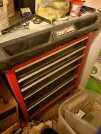 Rollable craftsmen toolbox. All tools included  Lake Ridge, 22192