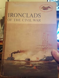 Ironclads of the civil war book