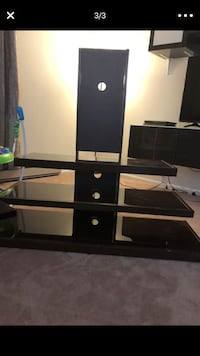 Stand tv like Brown new perfect condition