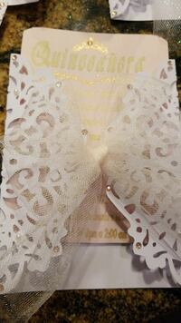 Quinceañeras invitations  Tomball, 77375