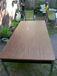 Solid table New Westminster, V3L 1L9
