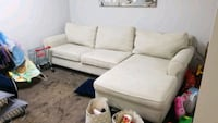 Tan Coloured Couch Vaughan, L4J 5A2