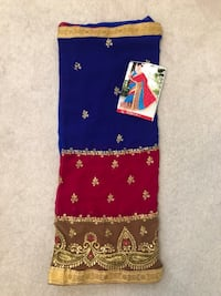 NEW Saree with Blouse Material  Markham, L3R