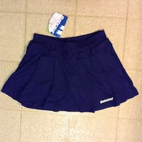 New Navy Blue Babolat Drifit Tennis Skirt Potomac, 20854