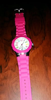 Like new multicolored jelly watch Winchester, 40391