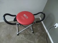 black and red gym equipment Apopka