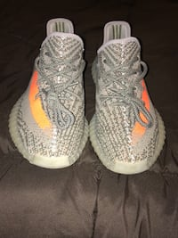Pair of gray adidas yeezy boost 350 v2 Dunwoody, 30338