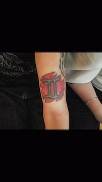 Tattoos (palm size )75$ Toronto, M6J