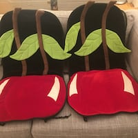 Car seat covers 539 km