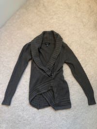 Le Chateau Grey Sweater Markham, L6B 1N4