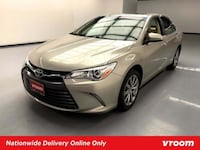2016 *Toyota* *Camry* XLE 4dr Sedan sedan Tan Los Angeles, 90012