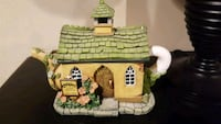 Irish Teapot Collection - Signed  New City