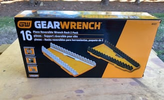 Wrench organizer