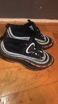 airmax 97 undefeated size 9  worn Woodbridge, 22193