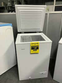 Compact chest freezers  Dearborn