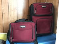 Carry On Luggage+ Additional Bag Bakersfield, 93313