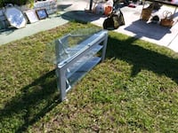blue and gray utility trailer New Port Richey, 34652