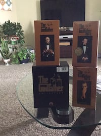 Movies The Godfather Sets for $20 Arlington, 76017