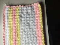 Brand New -Hand crochet baby blanket Yonkers, 10703