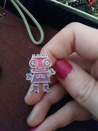 Pink robot ring Oroville, 95965