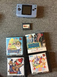 Neo geo pocket collection Toronto, M9R 3L5