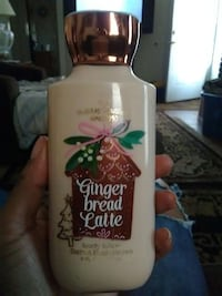 ginger bread latte body lotion Wichita, 67213