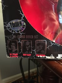 The Rocky Horror Picture Show, special edition boxed set, action figure Woodbridge, 22192