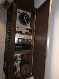 Panasonic Solid Slate Stereo System SE-9000 HG Virginia Beach, 23455