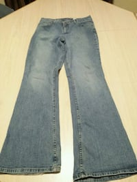 Women's canyon river blues jeans size 11 Rockport, 47635