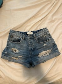 Forever 21 high waisted shorts Barrie