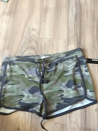 green and black camouflage shorts Calgary, T2A