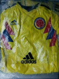 Colombia home kids jersey and shorts worldcup 2018 Sunrise, 33351