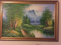 Beautiful painting $15 Silver Spring, 20905