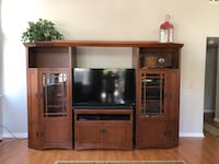 Mission Style Entertainment Center Vacaville, 95688