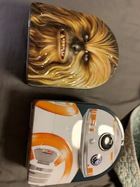 Star Wars Tin Containers