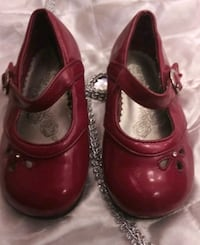 "Toddler Sz.6M ""Stride Rite"" Dark Red Dress Shoes Chicago, 60641"