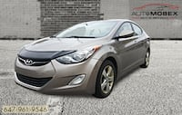 2012 Hyundai Elantra / 4dr Sdn / Manual Transmission / GLS / Certified / No Accident Reported / One-Owner / Clean Carproof Toronto, M1K 2C7