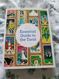 Essential Guide to the Tarot by David Fontana Mississauga