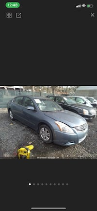 2010 Nissan Altima 2.5 S CVT Owings Mills