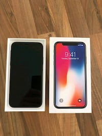 iPhone X 256 GB  Oslo kommune, 0358