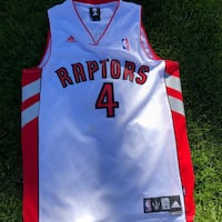 white and red Adidas Los Angeles Lakers 24 jersey Toronto, M1B 2K2