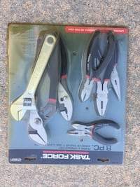 8pc pliers and wrench set  Newport News, 23606