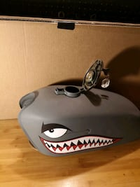 motorcycle gas tank- Decorative piece  Cambridge, N1S 2J8