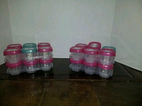 OXO tot baby food containers