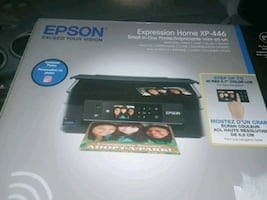 Photo printer/ brand new in box never been opened