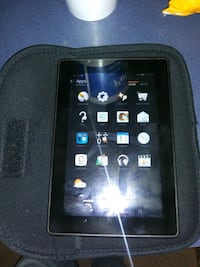 Kindle fire with case works great New Pekin, 47165